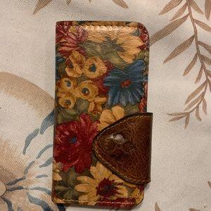 Patricia Nash iPhone 8 phone case